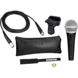 Microfono con filo per voce