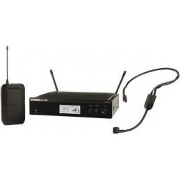 Radiomicrofono con archetto