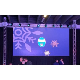 Ledwall Indoor passo 3.9