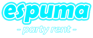 Espuma Party Rent by FX Group srl